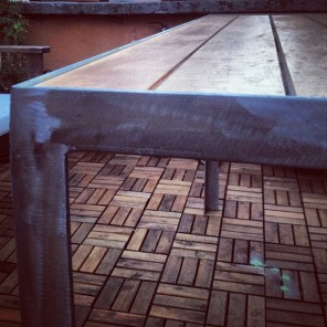 tavolo esterno garage 2