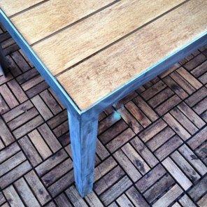 tavolo esterno garage 3